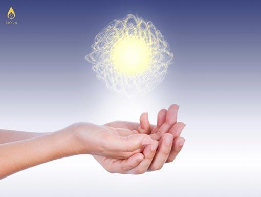 Heilen durch Energie
